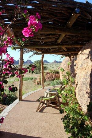 Camp Kipwe: le calme et la beauté du paysage... admirez!