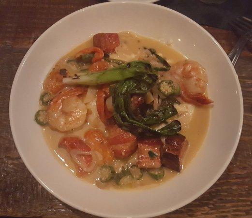 Rochester, Мичиган: Shrimp & Grits