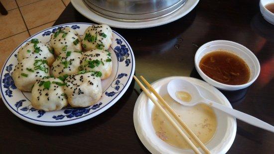 Monterey Park, CA: Amazing Sheng Jian Bao... (Pan fried Pork Buns)