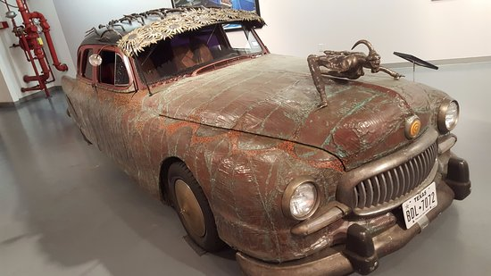 Art Car Museum >> Art Car Museum Picture Of Art Car Museum Houston Tripadvisor