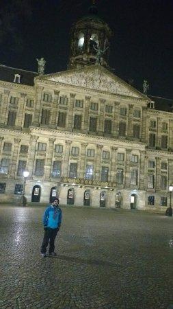 Nova Hotel Amsterdam: Dam Square