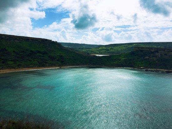 Ghajn Tuffieha Bay : photo0.jpg