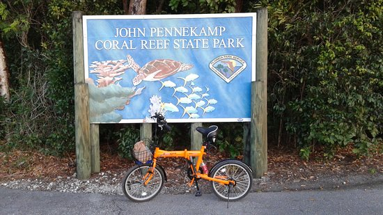 John Pennekamp Coral Reef State Park Campgrounds Photo