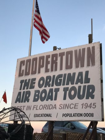 Coopertown Airboats: photo4.jpg