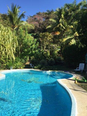 Entre Dos Aguas: Hotel grounds and room