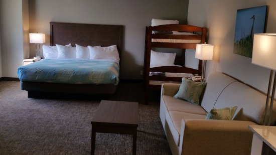 Monte Vista, CO: Family Suite #1