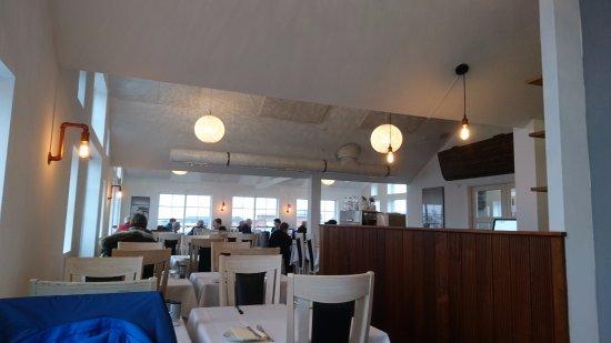 Restaurant Under Broen: Rest. Under Broen, Hvide Sande