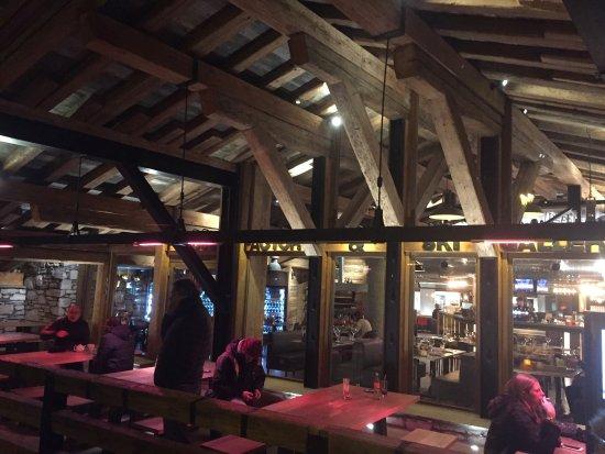 Fondue factory f vrier 2017 photo de ski gallery fondue factory val d 39 is re tripadvisor - Fondue factory val d isere ...