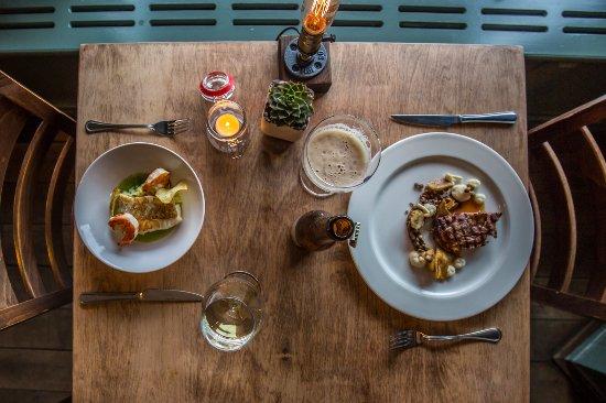 Dokkum, เนเธอร์แลนด์: Diner
