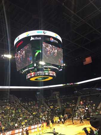 Eugene, OR: Matthew Knight Arena
