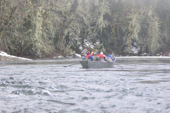 Mount Vernon, WA: Skagit River Guide Service
