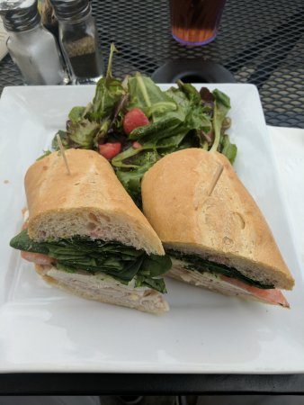 Sierra Madre, CA: Turkey Sandwich