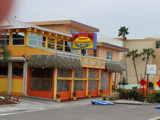 Southside Beach Cafe Picture Of Frenchys Clearwater Beach