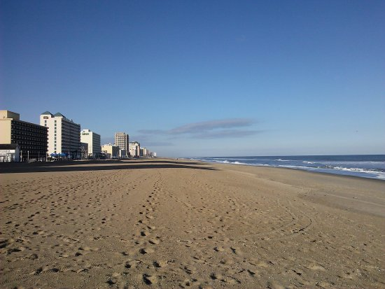 Picture Of Virginia Beach Boardwalk