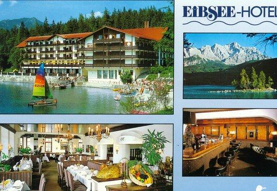 Foto de Eibsee Hotel