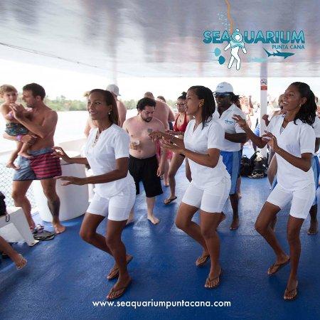 Seaquarium Punta Cana : It´s all about FUN, FUN, FUN!