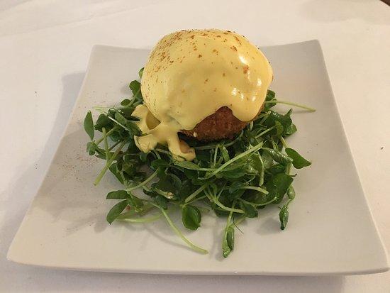 Marston Montgomery, UK: The Crown Restaurant
