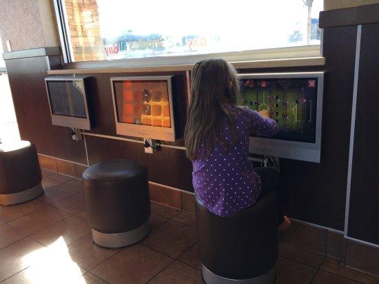 Moses Lake, Вашингтон: McDonald's