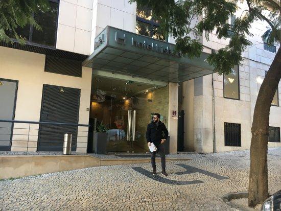 Hotel Lisboa Bild
