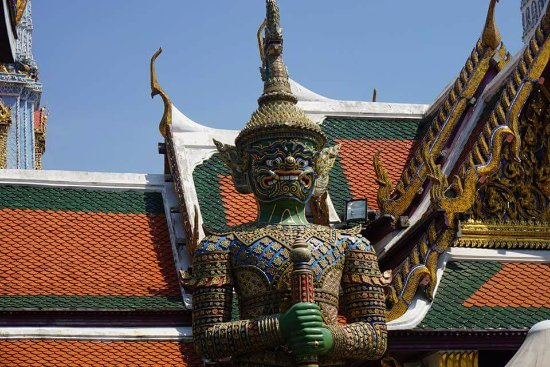 Guardian - Picture of Thai Private Tour Guide, Bangkok