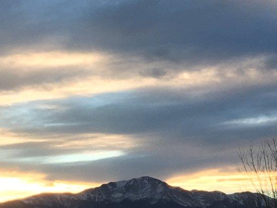 Pikes Peak Photo