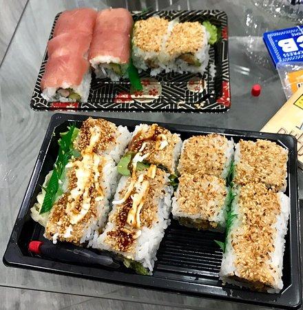 Eggenfelden, Allemagne : Bestes Sushi auf der Welt :-)