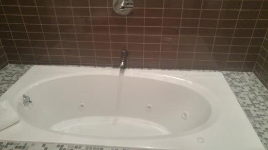 Bethléem, NH : Bathtub with Jets