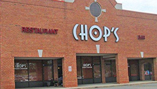 Chop's Steak & Seafood: Chops on Jefferson Blvd., Fort Wayne, Indiana