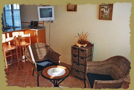 El Franco Municipality, Spain: Salita apartamento Abedul