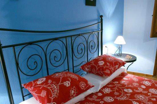 Genalguacil, España: Habitación Azul