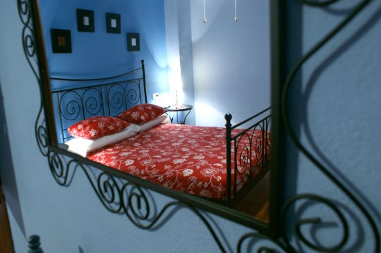 Genalguacil, إسبانيا: Habitación Azul