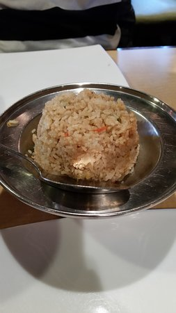 Leongs Asian Diner: Fried rice