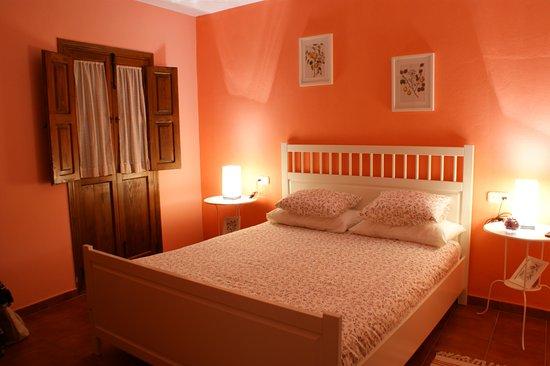 Genalguacil, España: Habitación Rosa