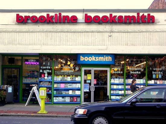 ‪Brookline Booksmith‬