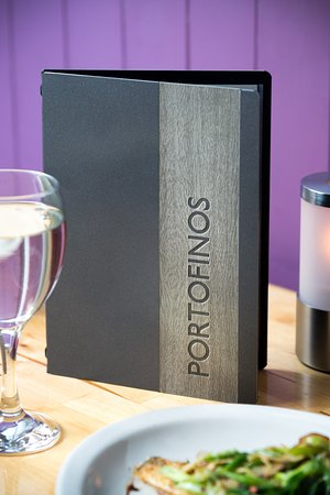 Cockermouth, UK: Our stylish menu covers