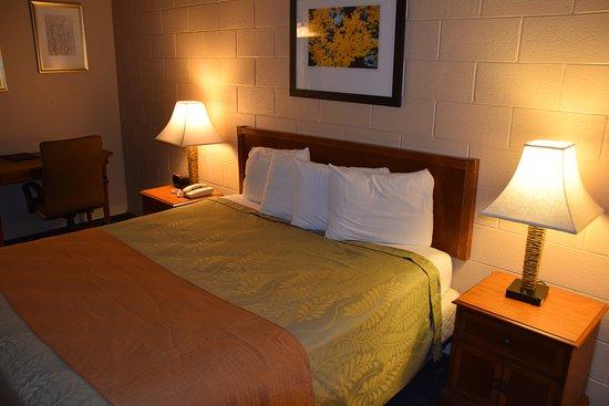 รอว์ลินส์, ไวโอมิง: King Room