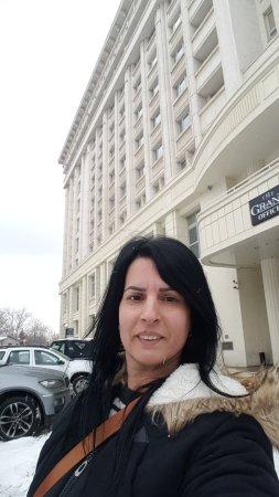 JW Marriott Bucharest Grand Hotel: המריוט