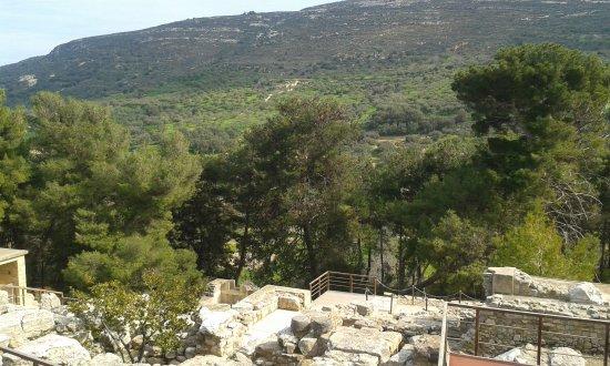 Knossos Archaeological Site: knossos the venue