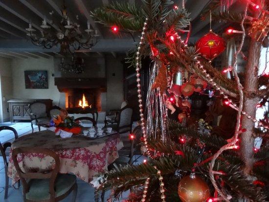 Saint-Erblon, França: Noël au Moulin