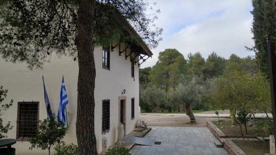 Epidavros, اليونان: the museum
