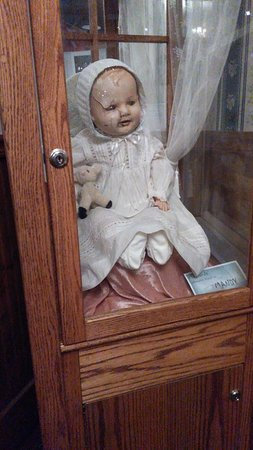 Quesnel, Canada: Haunted attraction Mandy the Haunted Doll