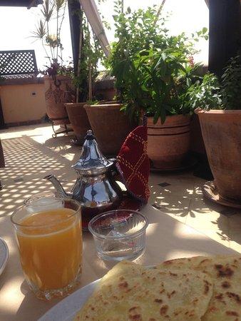 Riad la Croix Berbere: Pause hors du temps ...