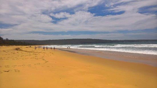 Eden Gateway Holiday Park: La spiaggia
