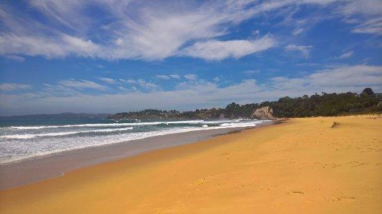 Eden Gateway Holiday Park: Altra veduta della spiaggia