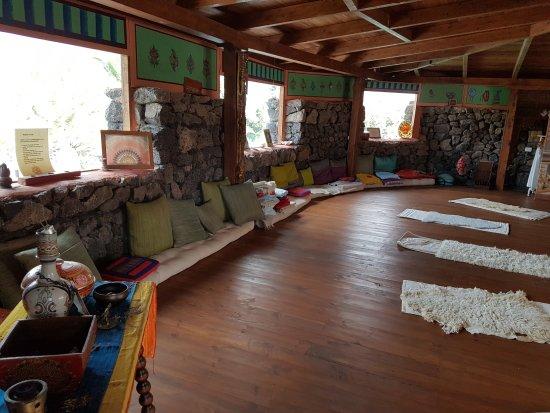 Casa el Morro: Yoga