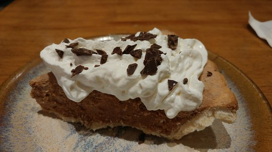 Palisade, CO: French silk pie