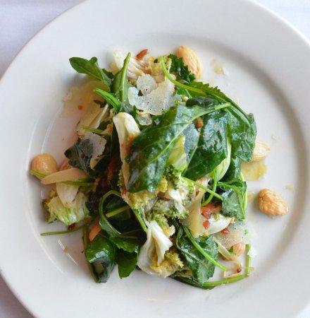 Ada, MI: Warm Kale Salad