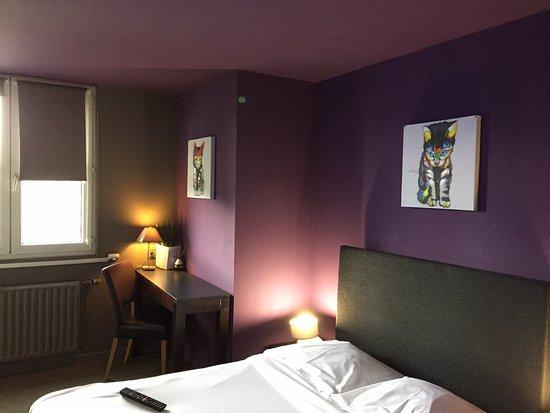 B Hotel: Chambre Confort 209