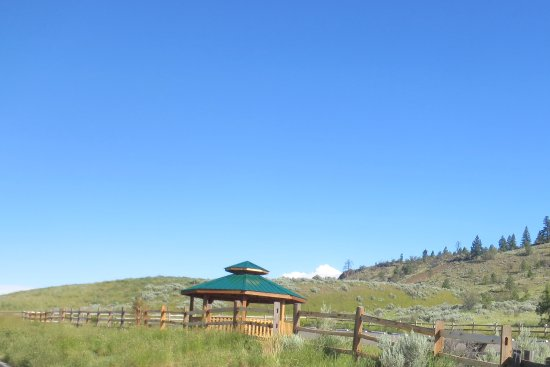 Kamloops, Canada: Start of trail