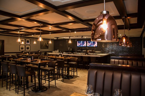 high tops and dining tables - Picture of North Bar & Grill ...